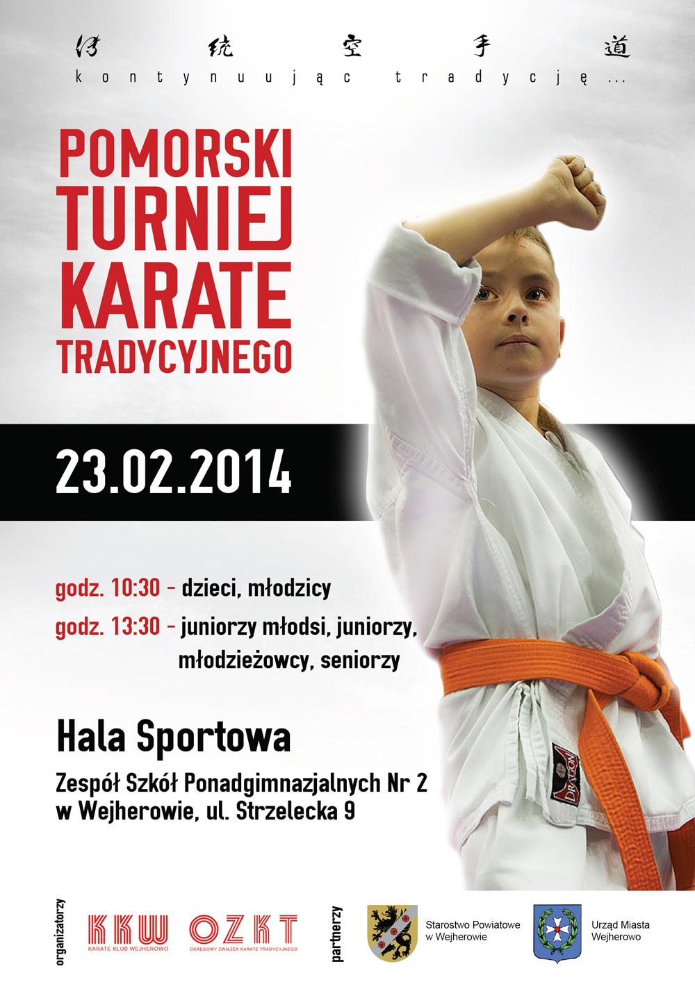 Pomorski Turniej Karate Tradycyjnego
